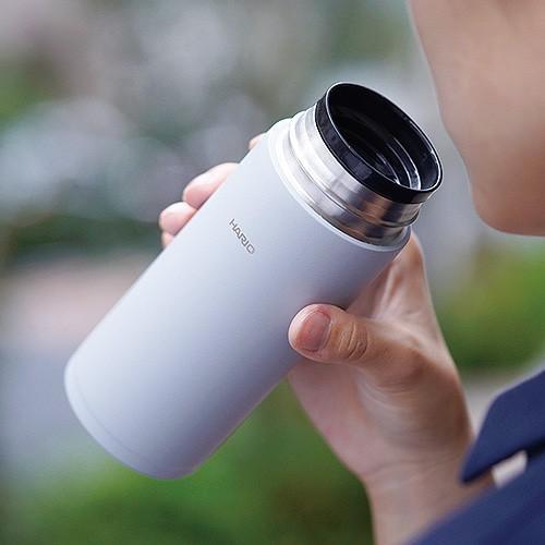 ハリオ HARIO|スティックボトル350(350ml/ブラック) (SSB-350-B)|ミニボトル 水筒 ミニ コンパクト|honpo-online|07