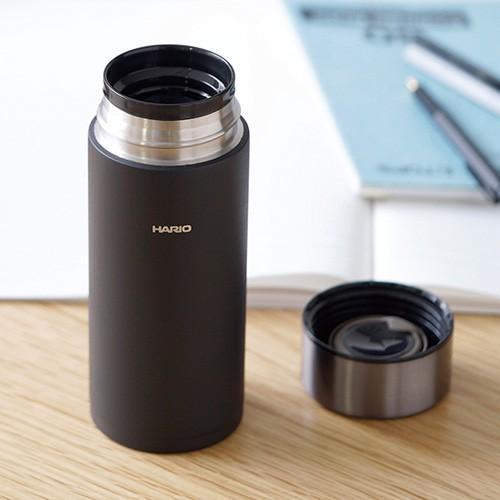 ハリオ HARIO|スティックボトル350(350ml/ブラック) (SSB-350-B)|ミニボトル 水筒 ミニ コンパクト|honpo-online|08