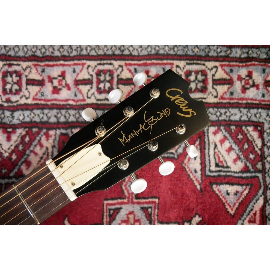 Crews Maniac Sound クルーズマニアックサウンド / CL-01 GRN / アコースティックギター|hoochies|07