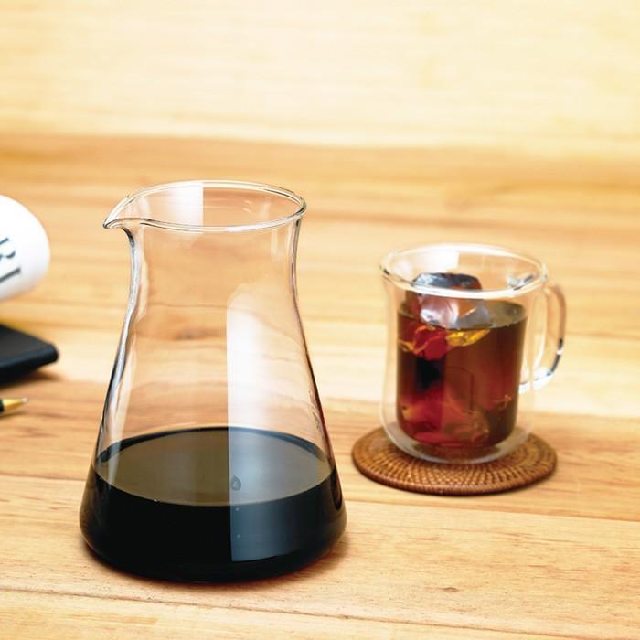 iwaki イワキ ウォータードリップ コーヒーサーバー 実用容量440ml KT8644-CL1 hoonstore 04
