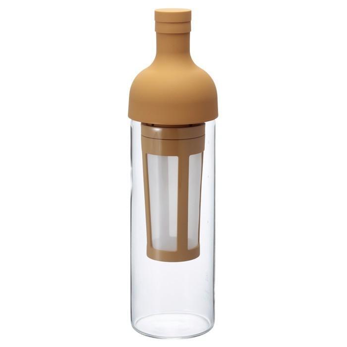 ハリオ HARIO フィルターインコーヒーボトル  出来上がり容量 650ml  カラー:モカ・ショコラブラウン  ※各色別売|hoonstore|04