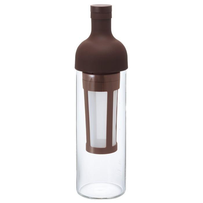 ハリオ HARIO フィルターインコーヒーボトル  出来上がり容量 650ml  カラー:モカ・ショコラブラウン  ※各色別売|hoonstore|05