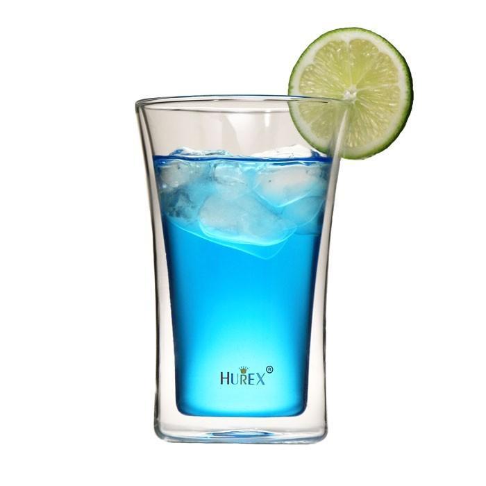 ヒューレックス HUREX 耐熱ダブルウォール ビアグラス 容量400ml|hoonstore|02