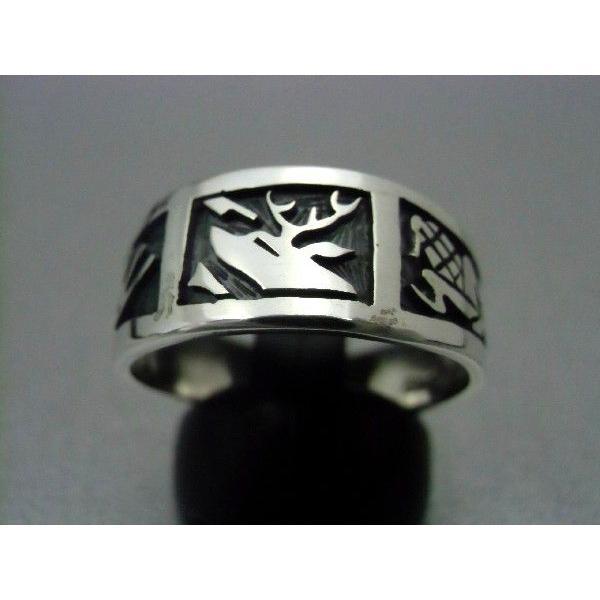 堅実な究極の ホピ 指輪 指輪 Sparky Sparky Masawytewa Masawytewa シカ, 名古屋市:79b1055c --- airmodconsu.dominiotemporario.com
