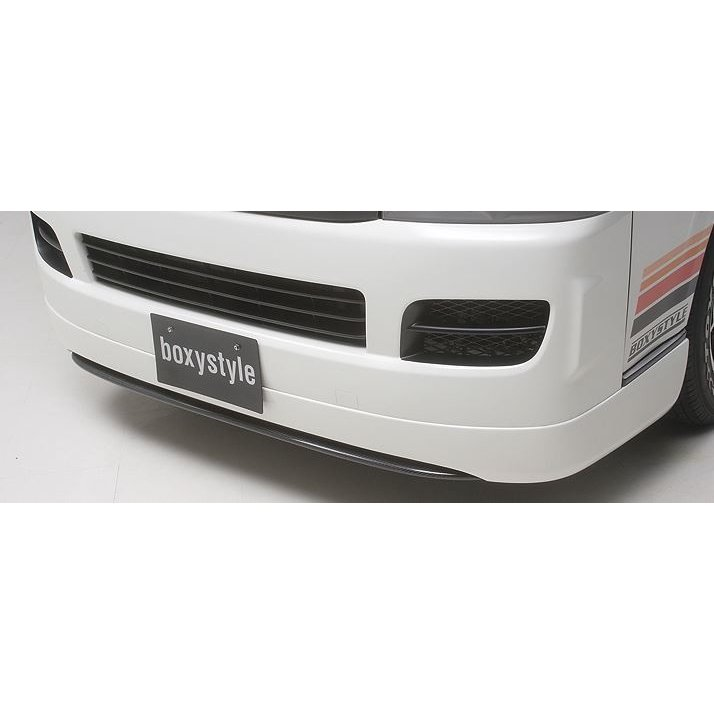 ボクシースタイル NV350キャラバン E26 標準(ナロー) カラードグリルカバー boxystyle|horidashimono