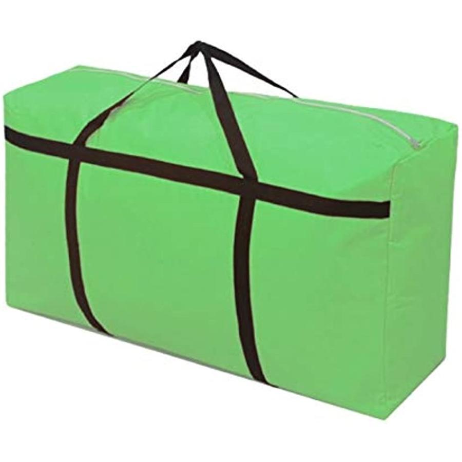 大容量 バッグ 超大型 180L スタイリスト 特大トートバッグ アウトドア お気にいる 袋 ボストンバッグ 配送員設置送料無料 カバー 布団収納 ケース グリーン