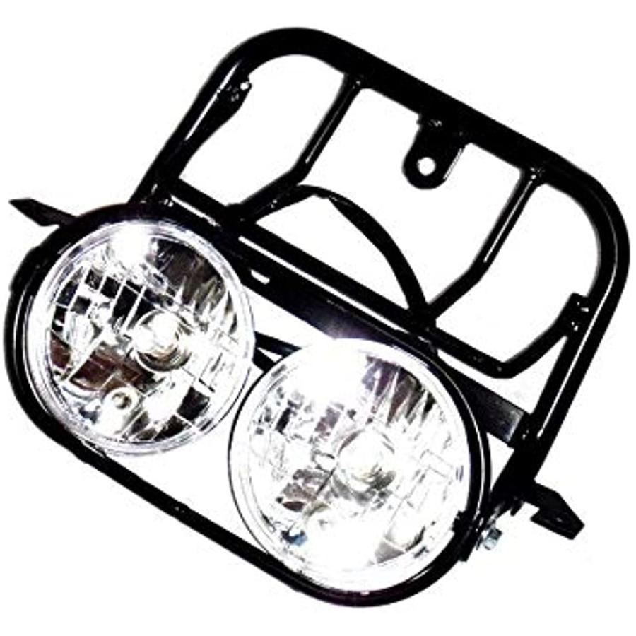 ズーマー ZOOMER AF58 ヘッドライト 超安い ステー 激安価格と即納で通信販売 社外品 モンキー セット ジャイロX