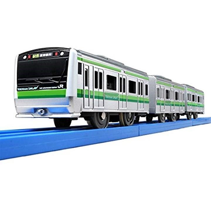プラレール ぼくもだいすき.たのしい列車シリーズ E233系横浜線