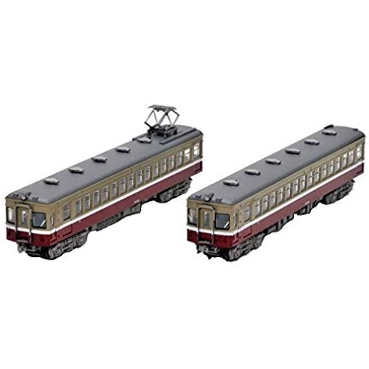 鉄道コレクション Dセット 東武鉄道5720系 白帯車[11-12-22]