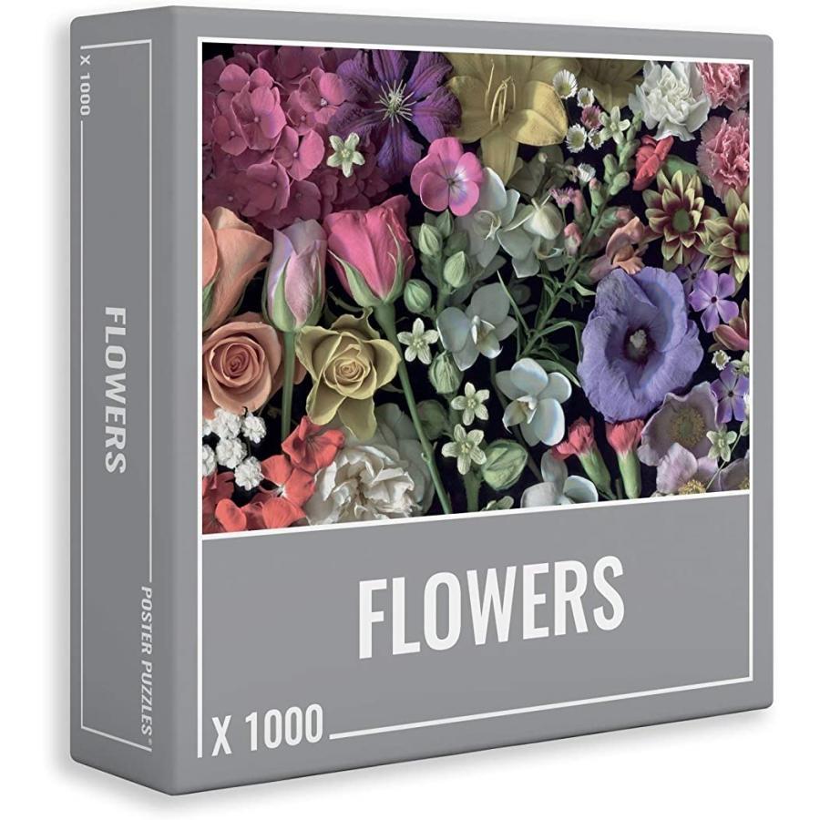 クラウドベリーズ 花 ジグソー パズル 大人のための美しい 1000 68x48.5cm マルチカラー 選択 ジグソーパズル 定価 フラワー