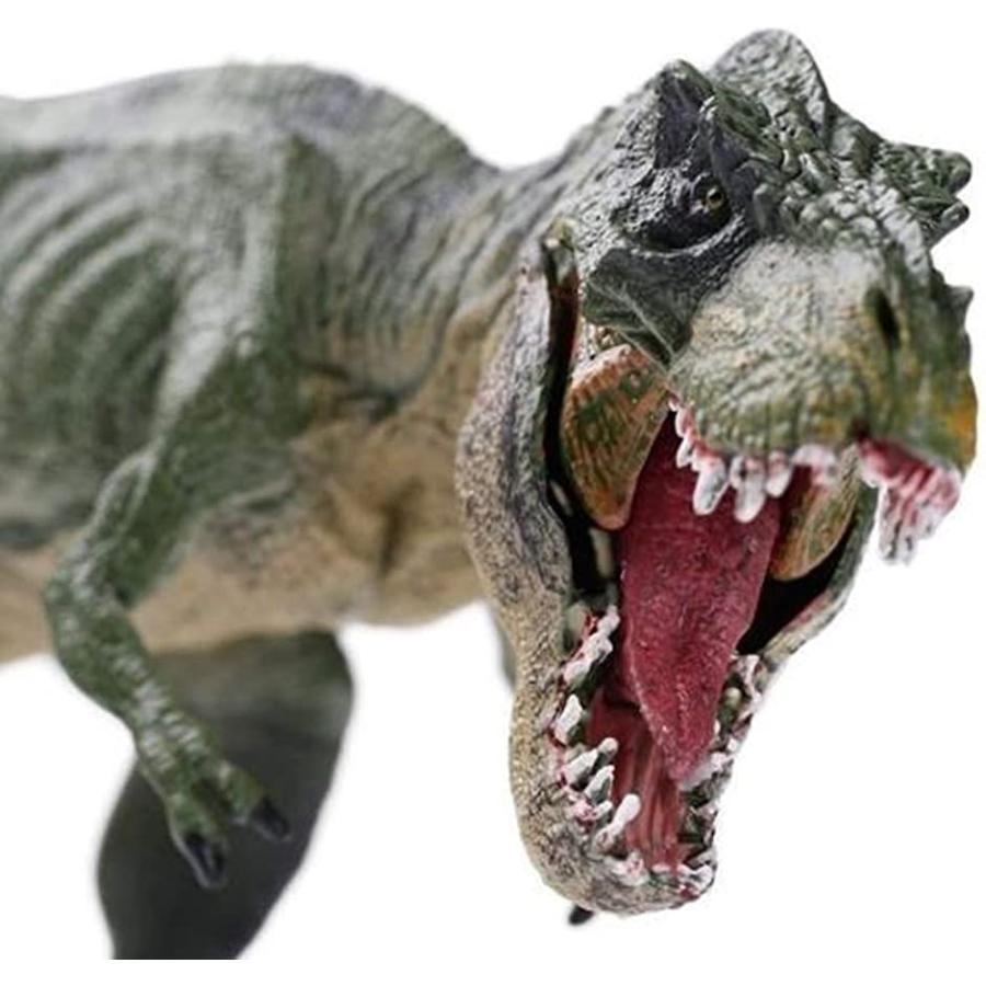 ウィスアイランド 人気の定番 大迫力 リアル ダイナソー ☆最安値に挑戦 恐竜 怪獣 フィギュア ティラノサウルス MDM