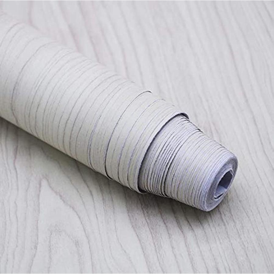 壁紙シール 木目調 3D DIY 08.ベージュ 保証 本店 ウォールステッカー はがせる 45cmx10M
