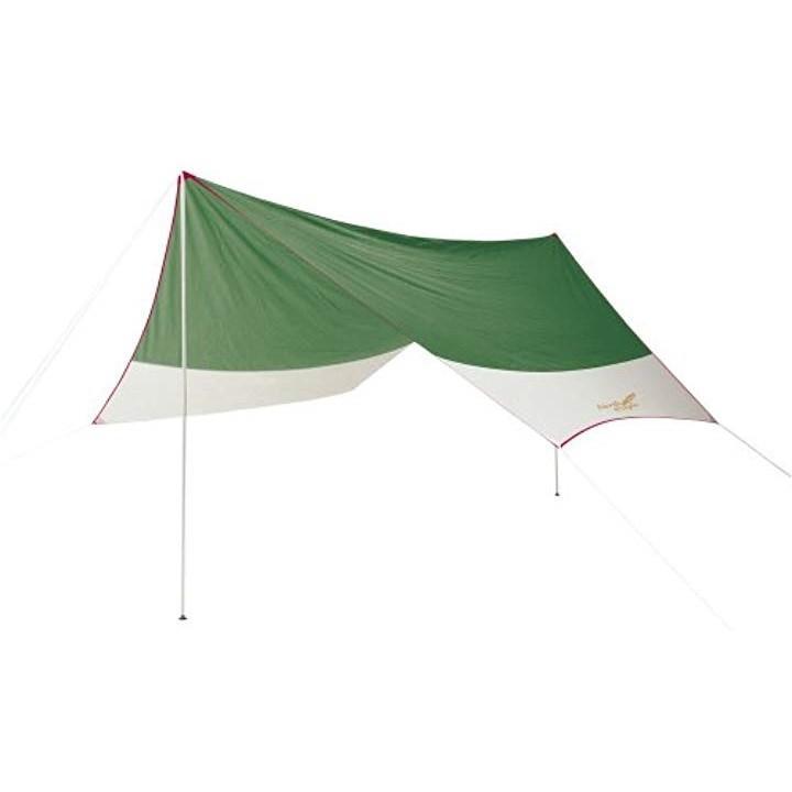 North Eagle タープ イーグルヘキサゴンタープII 440cm×440cm×230cm[NE167](グリーン)