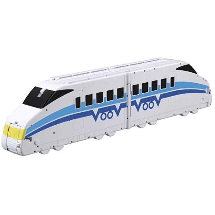 VooV ブーブ VB01 超BIG変身..パトカー〜トレイン[na]