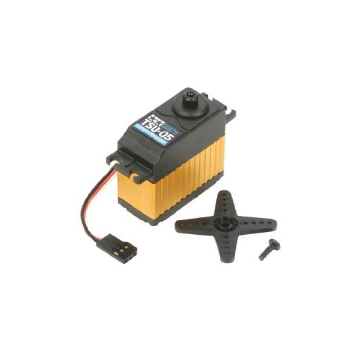 RCシステム No.62 TSU-05 デジタルサーボ 防滴タイプ 45062[300045062]