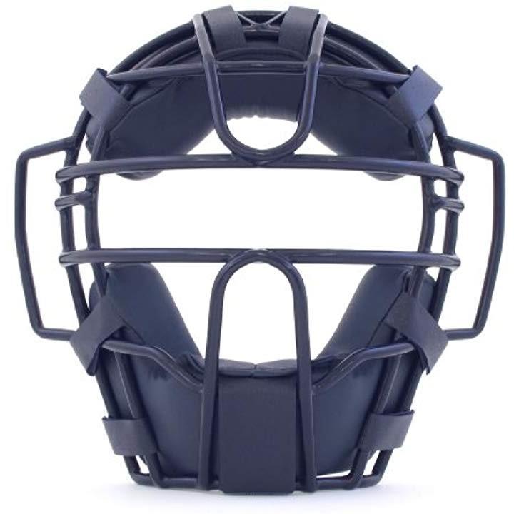 Promark プロマーク 野球 軟式 キャッチャー マスク 一般用 ネイビー[PM-210NV](PM-210NV / ネイビー, -)