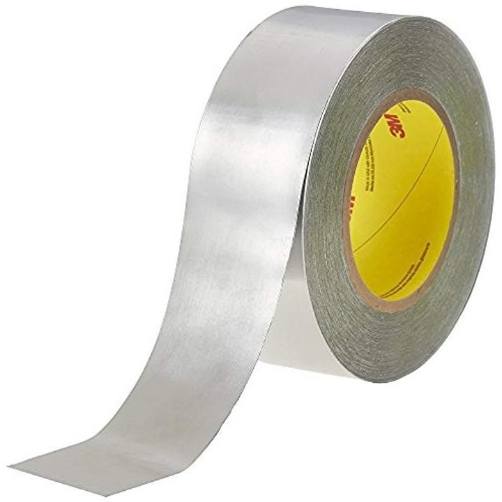 鉛箔テープ420[420 50X32](シルバー, 50.8mm幅x32.9M)