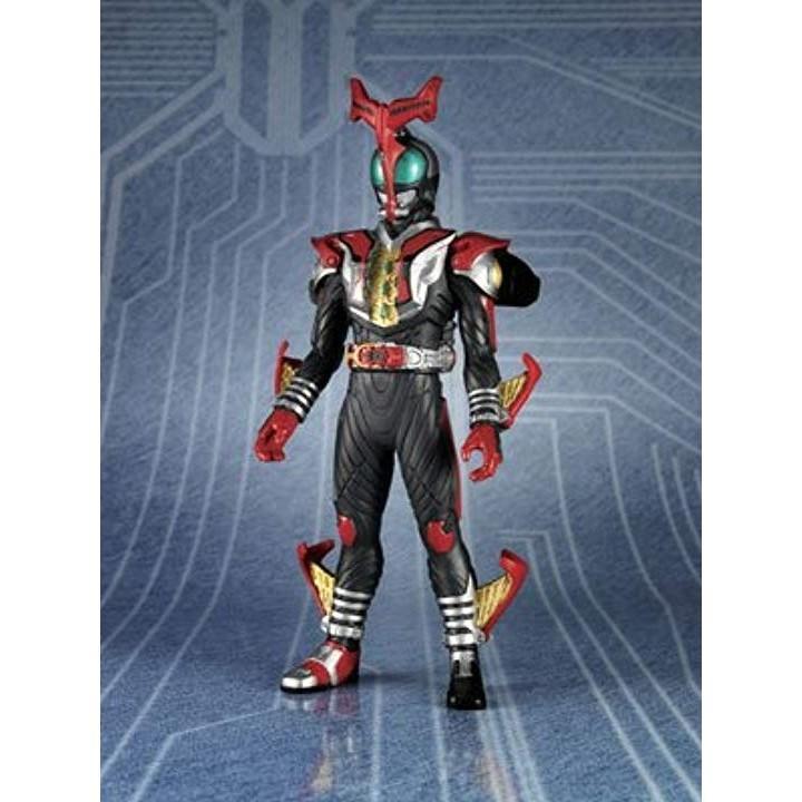 仮面ライダーカブト ライダーヒーローシリーズK13 ハイパーフォームクロックアップモード