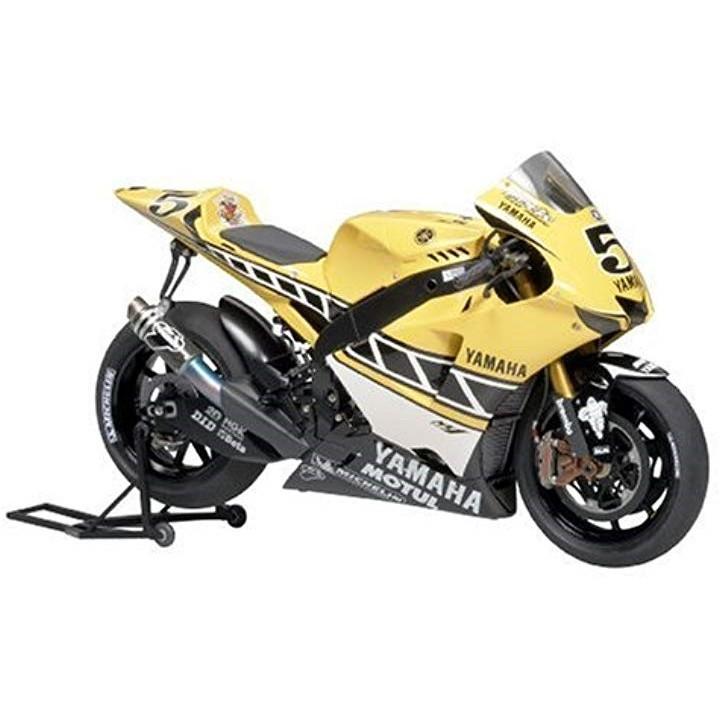 1/12 オートバイ No.104 ヤマハ YZR-M1 50th アニバーサリー USインターカラーエディション 14104[14104-000]