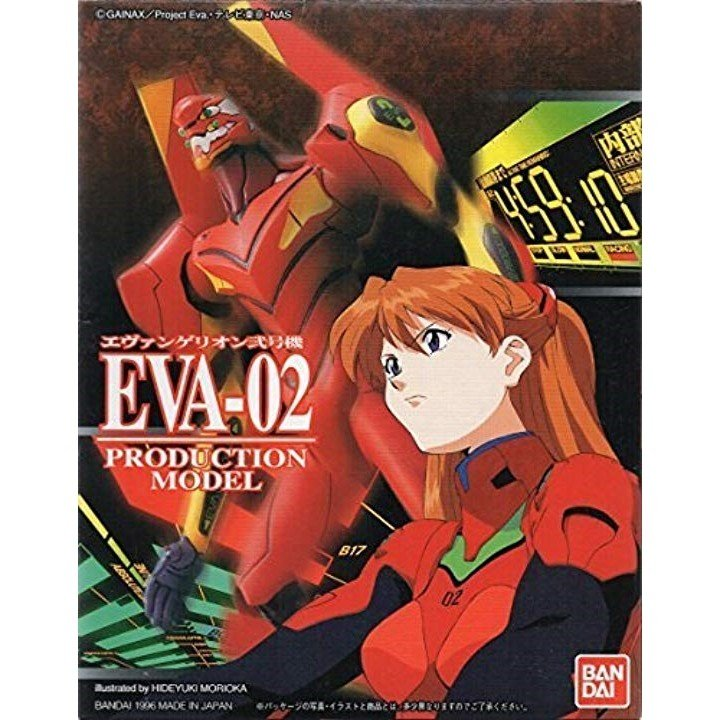 LM002 エヴァンゲリオン弐号機 EVA-02[52990]