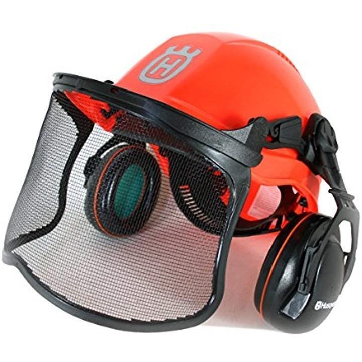 ハスクバーナー プロ フォレスト ヘルメット システム 一式 オレンジ/Pro Forest Helmet[577 76 46-01](オレンジ)