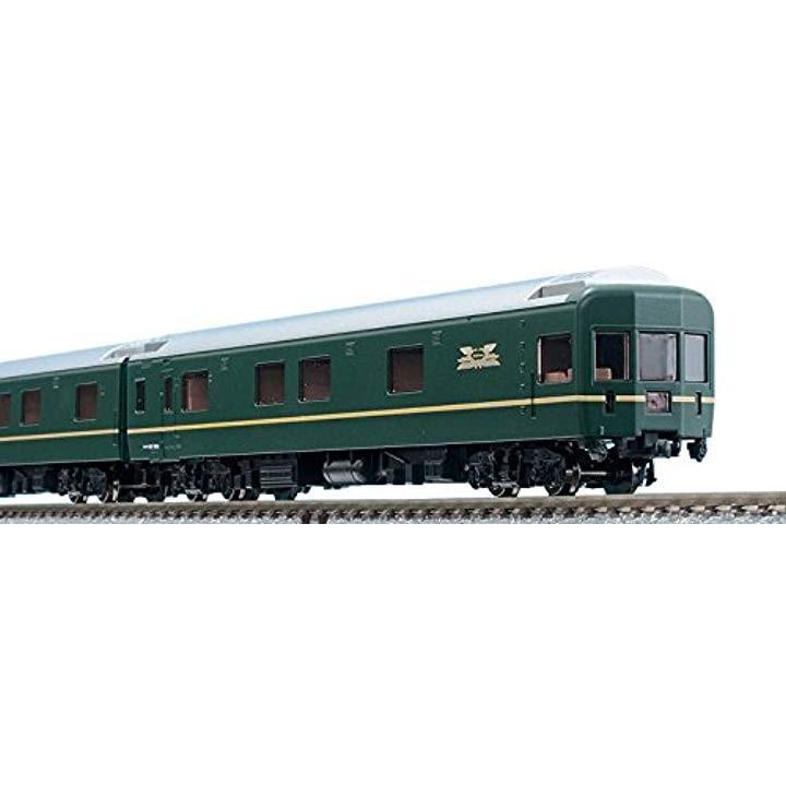 TOMIX Nゲージ 限定 24系 特別なトワイライトエクスプレス 増結セット 鉄道模型 客車[98956]