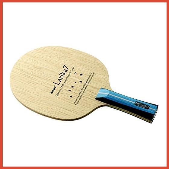 卓球 ラケット ラティカ 7 フレア[FL][NE-6136]