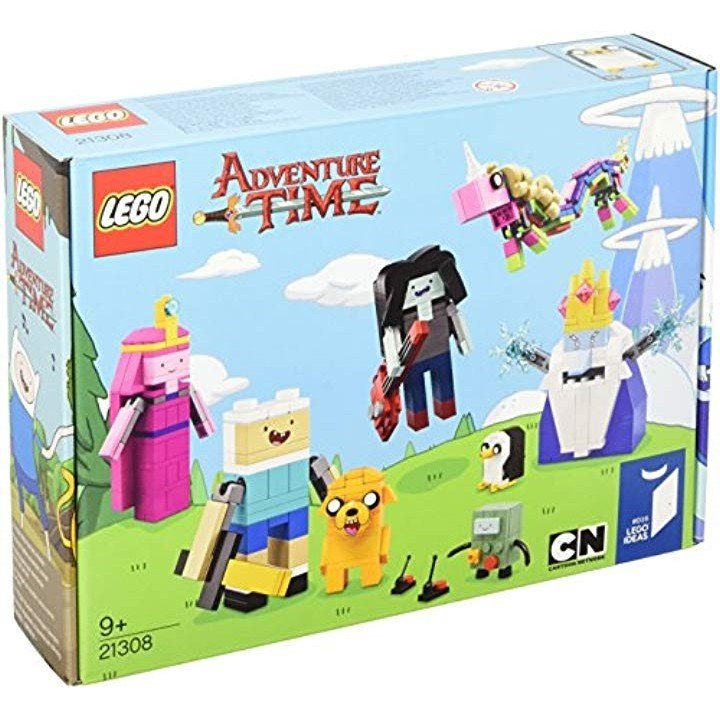 LEGOアイデア アドベンチャー・タイム[21308]