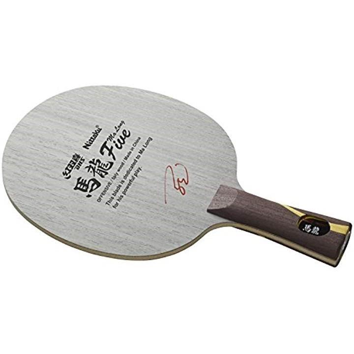 卓球 ラケット 馬龍5 FL LGタイプ[NE6154](_)