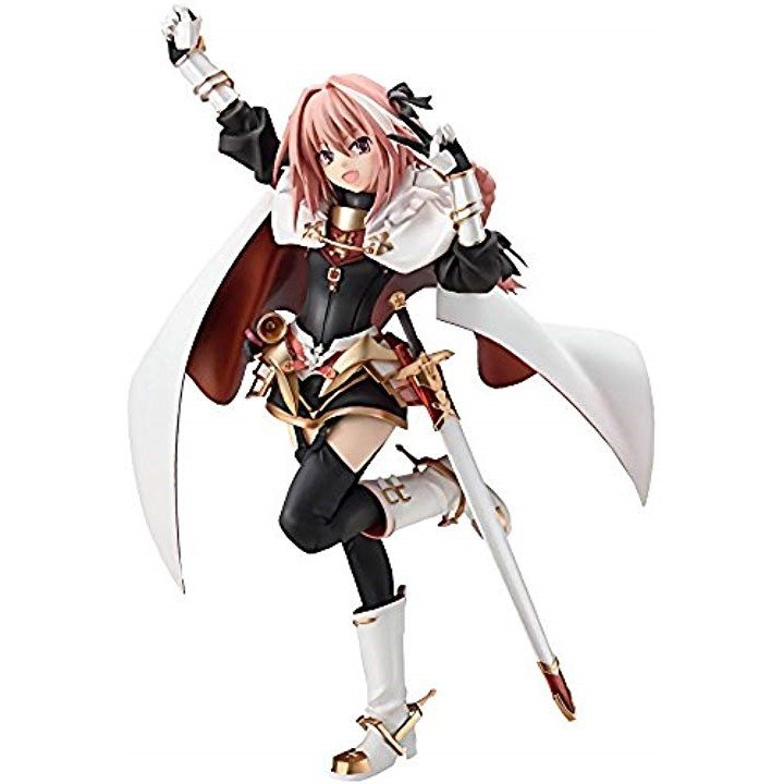 Fate/Grand Order ライダー/アストルフォ 1:7スケール 全高約23cm(全高約23cm(頭頂部まで約21cm))
