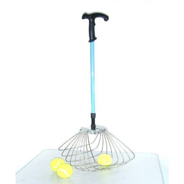 テニスボール拾いカゴ