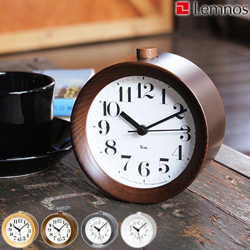 Lemnos RIKI お得クーポン発行中 リキアラームクロック WR09-15 WR09-14 目覚まし時計 レムノス 格安