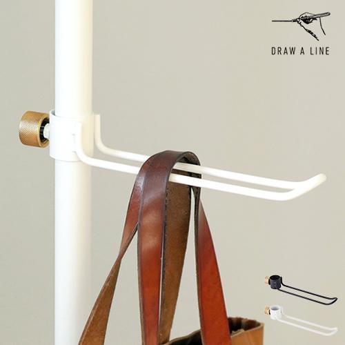 フック DRAW A LINE ドロー ア ライン 定価 015 Hook 対応001 ロングフック 002 つっぱり棒 オプションパーツ 至高 突っ張り棒 003 B 縦取付専用