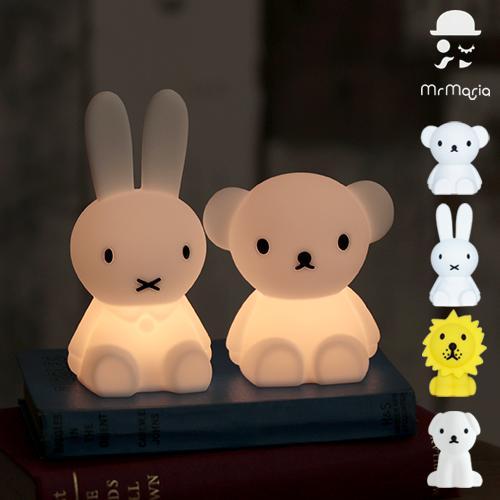 高品質新品 ミッフィー ライト Mr Maria ミスターマリア Bundle Of Light and ランプ miffy MM-009 friends インテリア ミニ 期間限定特価品