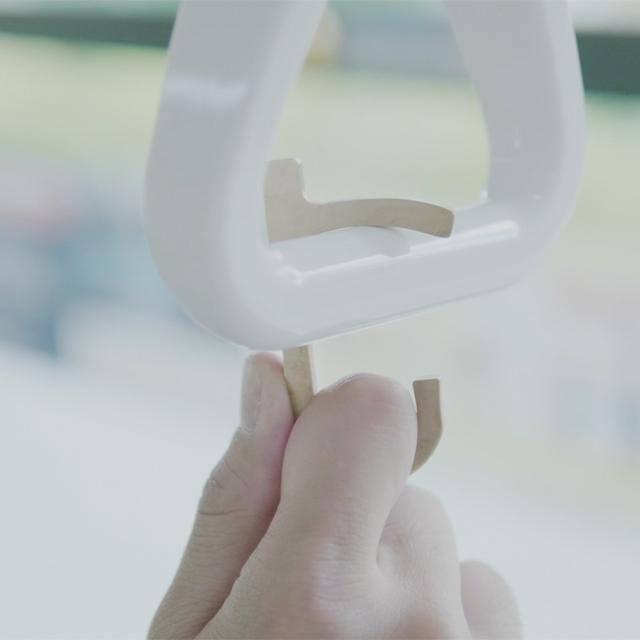 接触回避グッズ 【 Avoidy アボイディー】真鍮 ブラス 接触回避 ウイルス対策 日本製 デザイン おしゃれ hotcrafts 07