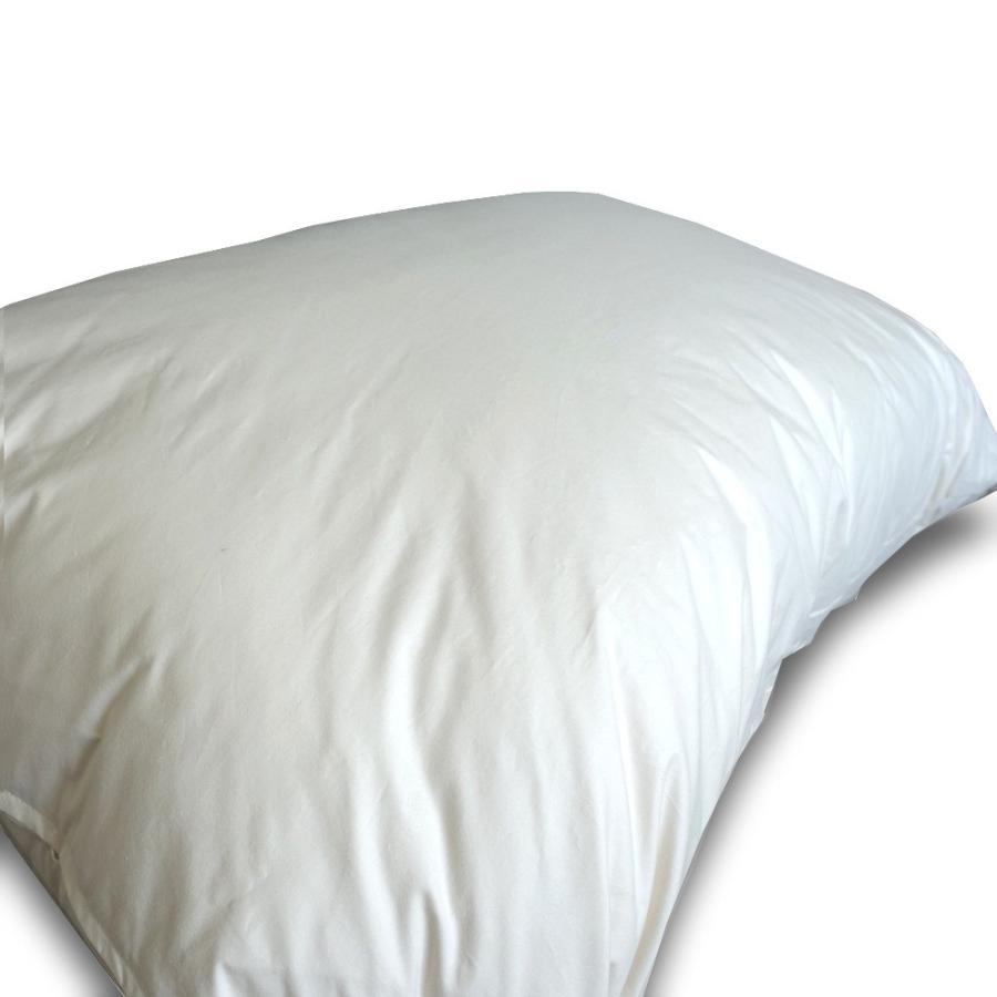ホテルピロー(枕)大きいサイズ クッションや背もたれにもなる大きなマクラ(ホテルまくら大サイズ)◆日本製|hotelbed|03