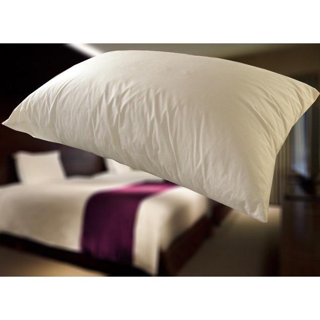 ホテルピロー(枕)大きいサイズ クッションや背もたれにもなる大きなマクラ(ホテルまくら大サイズ)◆日本製|hotelbed|04