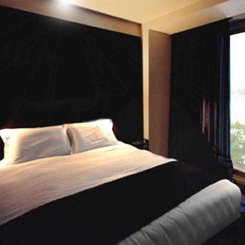 ベッドスロー いつもは高級ホテル向けにお納めしているベッドライナーをご自宅にもお届け (日本製) D ダブルサイズ hotelbed 04