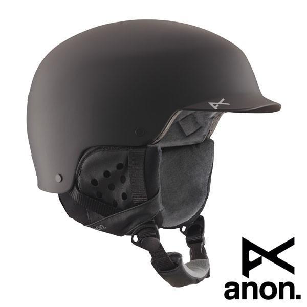 ANON アノン BLITZ スノーボード&スキー用ヘルメット Black 正規品