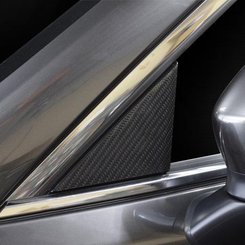 マジカルカーボン ピラー ノーマルカット MAZDA6 ワゴン GJ系 R1.8〜 カーボンシート【ブラック】 ハセプロ CPMA-36|hotroadparts|02