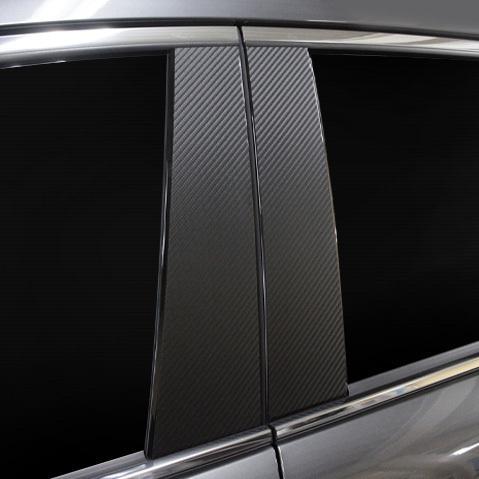 マジカルアートシート ピラー ノーマルカット MAZDA6 ワゴン GJ系 R1.8〜 カーボン調シート【ブラック】 ハセプロ MS-PMA36|hotroadparts|03