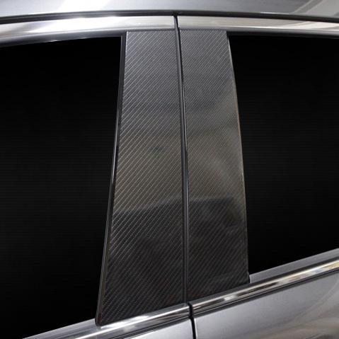 マジカルアートシートNEO ピラー ノーマルカット MAZDA6 ワゴン GJ系 R1.8〜 カーボン調シート【ブラック】 ハセプロ MSN-PMA36|hotroadparts|03