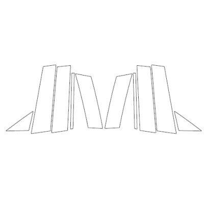 マジカルアートシートNEO ピラー ノーマルカット MAZDA6 ワゴン GJ系 R1.8〜 カーボン調シート【ブラック】 ハセプロ MSN-PMA36|hotroadparts|05