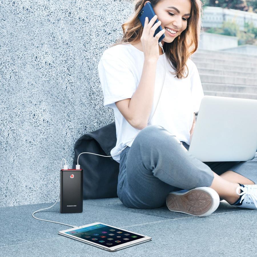 モバイルバッテリー 大容量 急速充電 充電器 26800mAh 急速 充電 iPhone iPad Android 各種対応 バッテリー hotsale 09