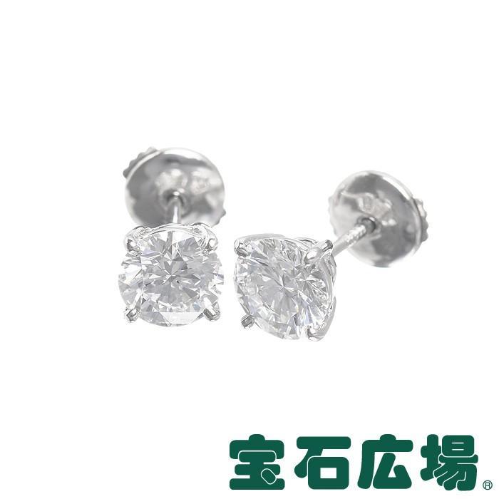 大切な 宝石広場オリジナル ダイヤピアス D 1.114ct/1.046ct 新品 ジュエリー, プロショップ ベルズ 392d0e31