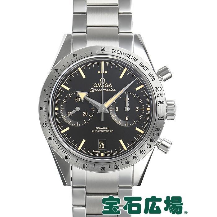 【メーカー包装済】 オメガ OMEGA スピードマスター57 クロノグラフ オメガ 331.10.42.51.01.002 メンズ 腕時計, インポートショップ メイン:48f1bfe2 --- airmodconsu.dominiotemporario.com