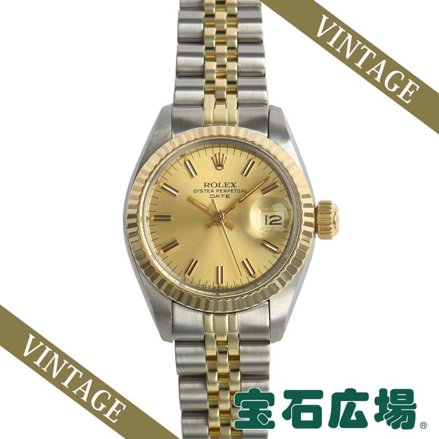品質が ロレックス レディース 6917 ROLEX オイスターパーペチュアル デイト ROLEX 6917 レディース 腕時計, ウジシ:79a3bbe9 --- airmodconsu.dominiotemporario.com
