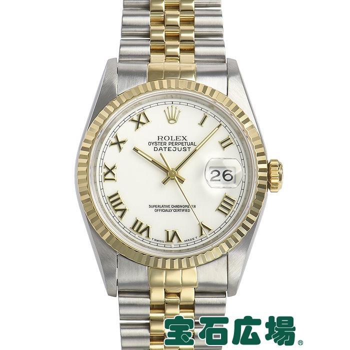 豪華で新しい ロレックス ROLEX デイトジャスト 16233 ROLEX メンズ 16233 メンズ 腕時計, アムリエ:6c68b081 --- airmodconsu.dominiotemporario.com