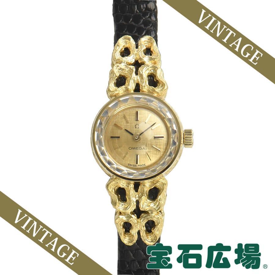 【保証書付】 オメガ OMEGA ラウンド 2針 246  レディース 腕時計, PRAST b1eea6e9