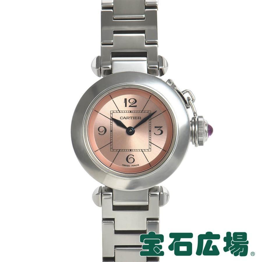 【楽ギフ_のし宛書】 カルティエ CARTIER ミスパシャ W3140008  レディース 腕時計, トカシキソン b0f63b5e
